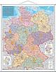 Postleitzahlenkarte Deutschland (klein)