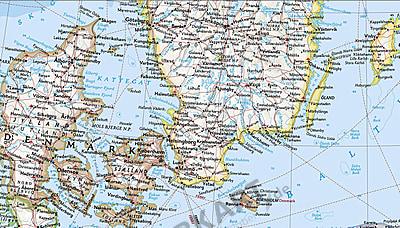 wall of scandinavia