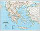 Griechenland Landkarte National Geographic