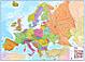 Politische Europa Karte (Großformat)