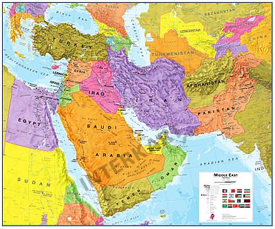 Syrien landkarte israel Israel Map