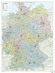 Orgakarte Deutschland
