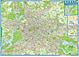 Berlin Kompakt Wandplan