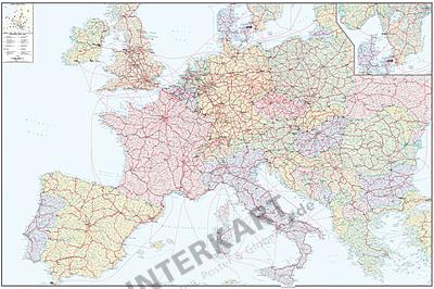 Linien europa ley karte Leylinien Deutschland