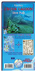 Chuuk Truk Lagoon Dive Map and Guide
