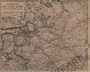 1855 - Europäisches Russland