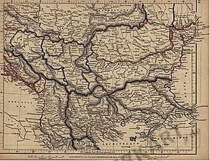 1823 - Balkan (Replikat)