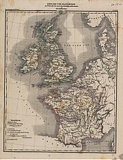 England und Frankreich zur Übersicht der neuen Geschichte bis zu
