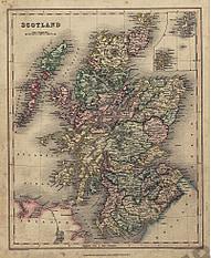 1839 - Scotland (Replikat)
