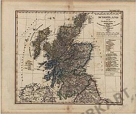 1837 - Schottland (Replikat)