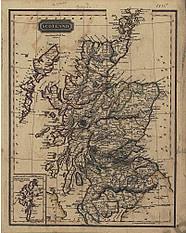 1825 - Scotland (Replikat)