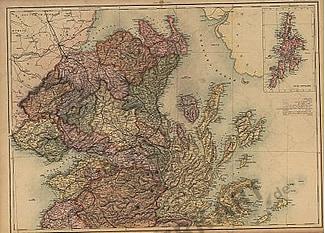 1865 - Scotland & Shetland Isles