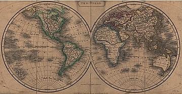 1822 - The World (Replikat)