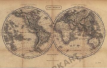 1844 - The World (Replikat)