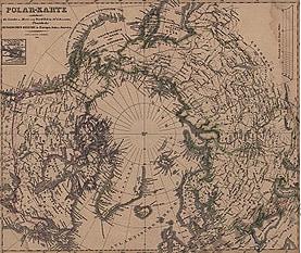 1855 - North Pole, Polar Circle (Replica)