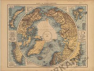 1885 - North Polar Region (Replica)