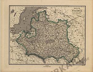1867 - Regno Di Polonia
