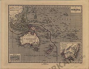 1867 - Oceania