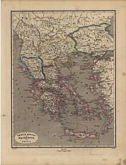1867 - Grecia Antica la Macedonia e la Tracia - (Replikat)