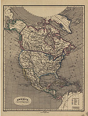 1867 - America Settentrionale