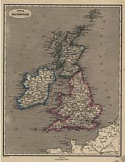 1867 - Isole Britanniche