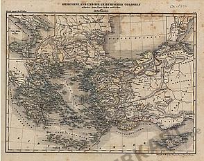 1850 - Griechenland und griechische Kolonien