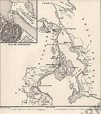 1845 - Plan de Copenhague