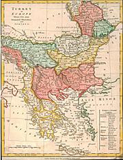 1800 - Turkey in Europe
