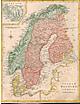 1794 - Sweden, Denmark, Norway & Iceland -