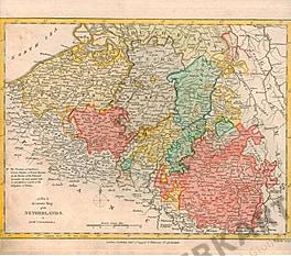 1794 - Niederlande 29 x 27cm