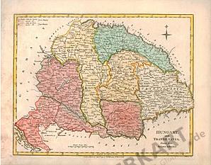 1794 - Ungarn und Rumänien