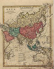 1800 - Asia