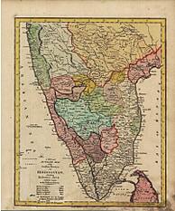 1800 - Südliches Indien