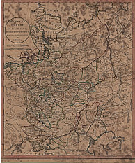 1801 - Russia in Europe
