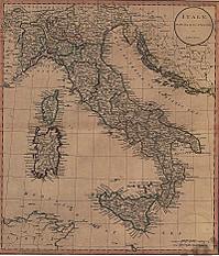 1801 - Italy