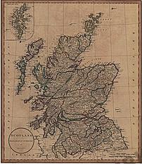 1801 - Schottland (Replikat)