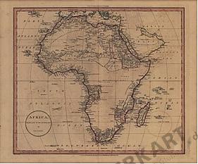 1801 - Africa (Replica)