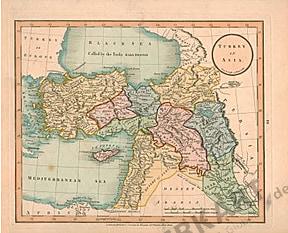 1801 - Turkey in Asia