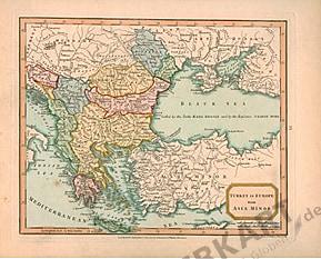 1801 - Turkey in Europe