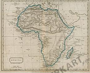 1823 - Africa
