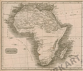 1819 - Africa
