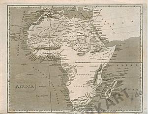 1817 - Africa