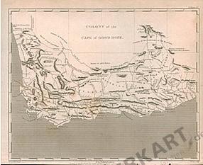 1802 - Cape of Good Hope