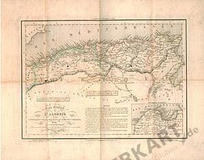 1840 - Algeria