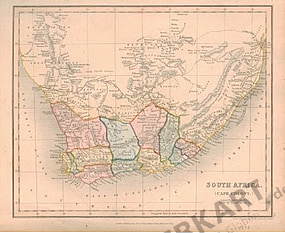 1838 - Southern Africa