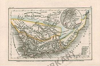 1839 - (British Colonies)