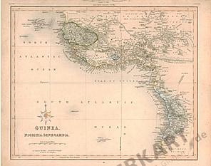 1839 - Guinea, Nigritia, Senegambia