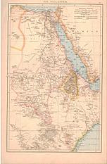 1881 - Eastern Africa (Replica)