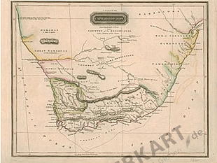 1825 - Cape of Good Hope
