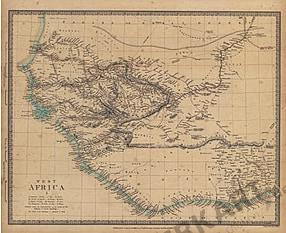 1839 - Western Africa I (Replica)